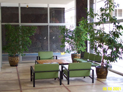 Atkinson Towers Lobby